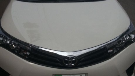 Toyota corolla xli 2015 available for Rent.