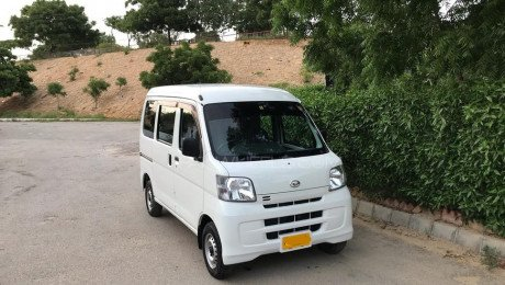 Hijet 2018 Reg Available for Rent