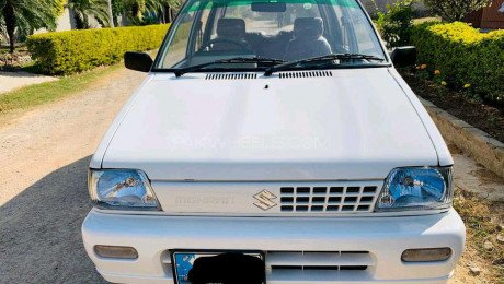 New Suzuki Mehran For Rent